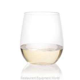 Host & Porter HPO-112109 16 oz. Stemless Wine Glass