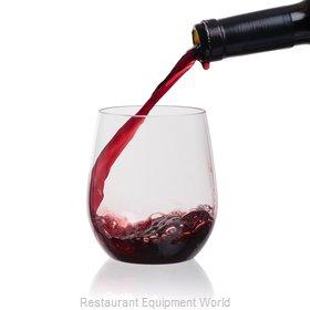 Host & Porter HPO-112110 18 oz. Stemless Wine Glass