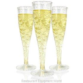Host & Porter HPO-112117 5 oz. Champagne Flutes