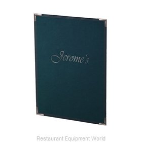 Risch 2001 41/4X14 Menu Cover