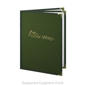 Risch 2004 8-1/2X14 Menu Cover