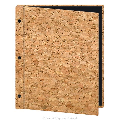 Risch CMBFF-CORK 8.5X11 Menu Cover