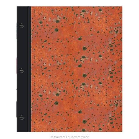Risch CMBFF-PATINA 8.5X11 Menu Cover