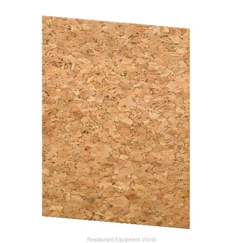 Risch CORK-6V 8.5X11 Menu Cover