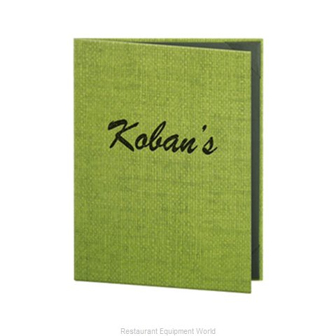 Risch RATTAN4V4-1/4X14 Menu Cover (Magnified)