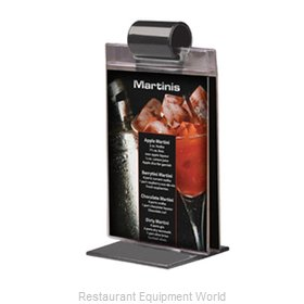 Risch ROLLSTAND GRAPHITE Menu Card Holder / Number Stand