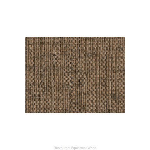 Risch TABLEMAT-RATTAN 17X13 Placemat (Magnified)