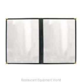Risch TED 8.5X11-NYLON Menu Cover