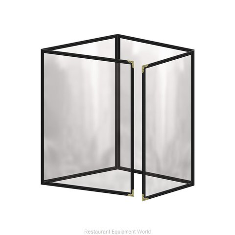 Risch TETQ 5.5X8.5-NYLON Menu Cover