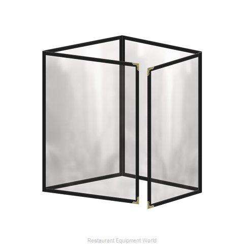 Risch TETQ 8.5X11-NYLON Menu Cover