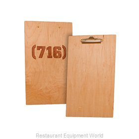 Risch WOODCLIPBOARD 5.5X8.5 Menu Board