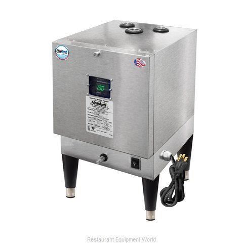 Hubbell J25-3000 Water Heater, Point-of-Use