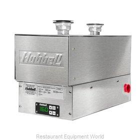 Hubbell JFR-4 Bain Marie Heater