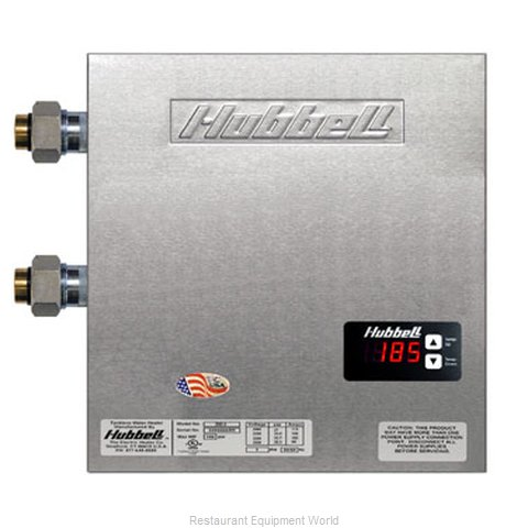 Hubbell Jtx021 3s Booster Heater Electric Tankless