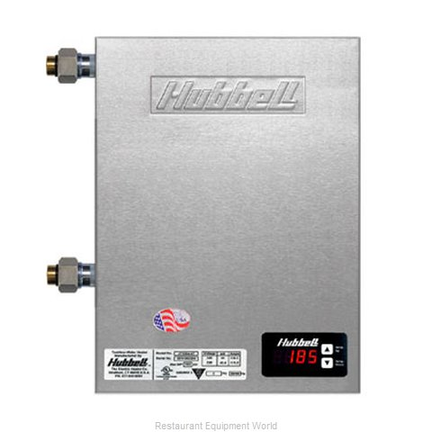 Hubbell JTX040-6RS Booster Heater, Electric