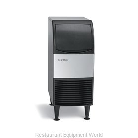 Ice-O-Matic HISU070FA Ice Maker With Bin, Cube-Style