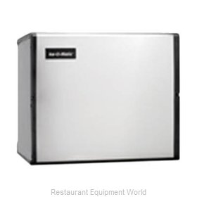 Ice-O-Matic ICE1006FW Ice Maker, Cube-Style