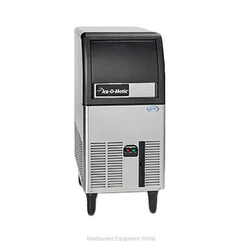 Ice-O-Matic ICEU070A Ice Maker with Bin, Cube-Style