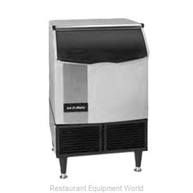 Ice-O-Matic ICEU150HW Ice Maker with Bin, Cube-Style