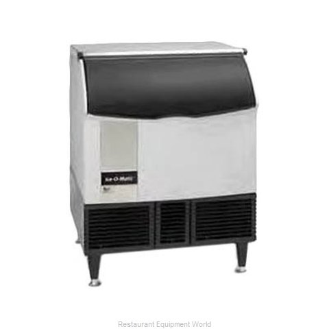 Ice-O-Matic ICEU305FW Ice Maker With Bin Cube-Style