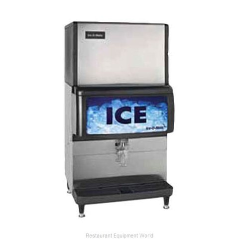 Ice-O-Matic IOD200 Ice Dispenser (Magnified)