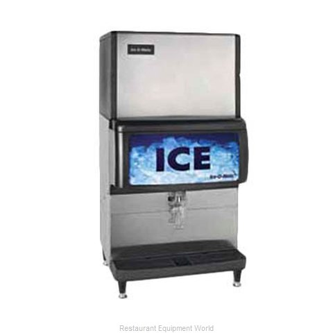 Ice-O-Matic IOD250 Ice Dispenser (Magnified)