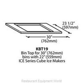 Ice-O-Matic KBT19 Ice Bin Top