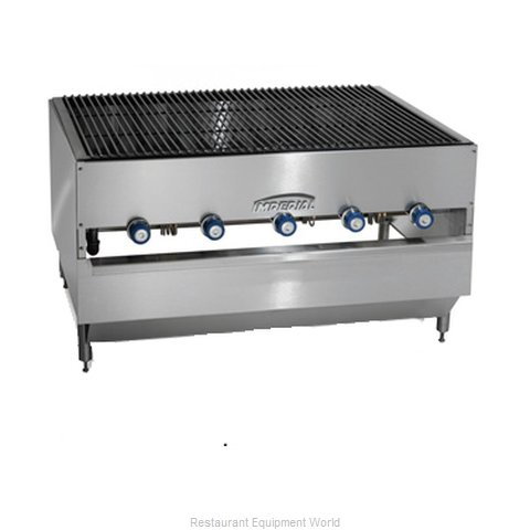 Imperial ICB-6036 Chicken Charbroiler Gas