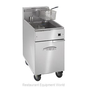 Imperial IFS-75-EU Fryer Floor Model Electric Full Pot