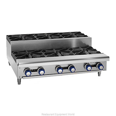 Imperial IHPA-4-24SU Hotplate, Countertop, Gas