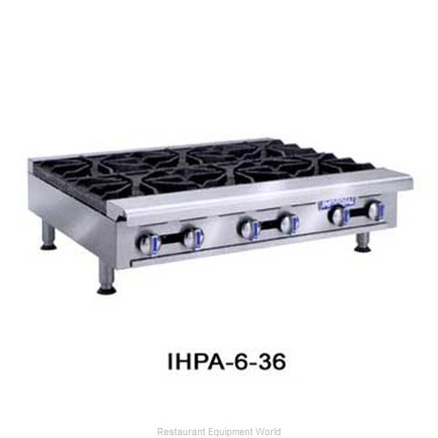 Imperial IHPS-1-12 Equipment Stand for Countertop Cooking