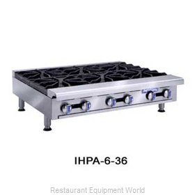 Imperial IHPS-6-36 Equipment Stand, for Countertop Cooking