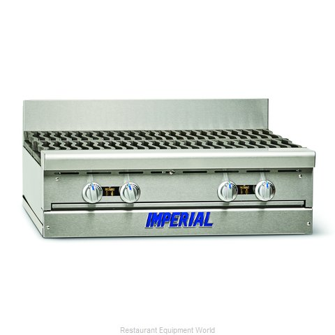Imperial IHR-4-M Range 36 4 open burners