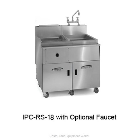 Imperial IPC-RS-18 Pasta Rinse Station