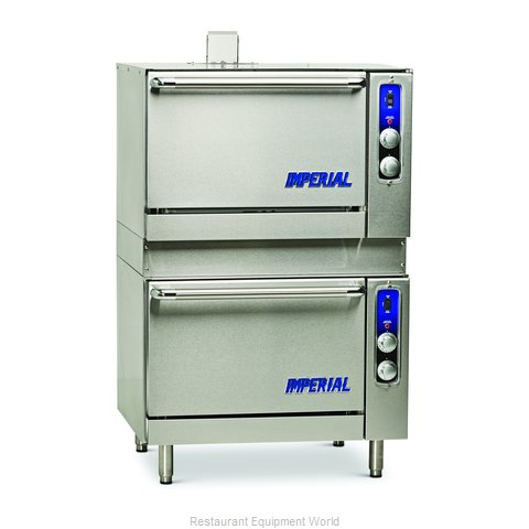 Imperial IR-36-DS-CC Oven Restaurant Type Gas-Fired