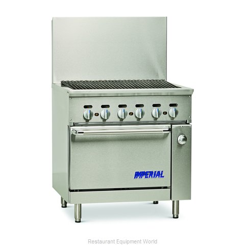 Imperial IR-36BR-126 Charbroiler Gas