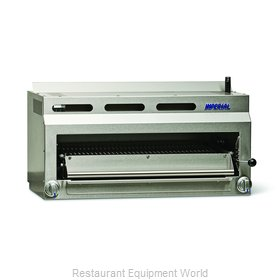 Imperial ISB-36-E Salamander Broiler, Electric