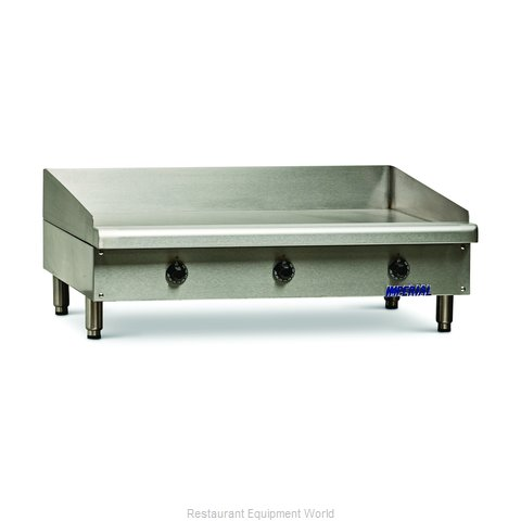 Imperial ITG-36-E Griddle Counter Unit Electric