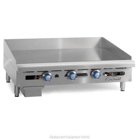 Imperial ITG-36 Griddle, Gas, Countertop
