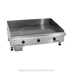 Imperial ITG-48-E Griddle, Electric, Countertop