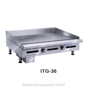 Imperial ITGS-36 Equipment Stand, for Countertop Cooking