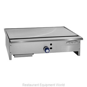 Imperial ITY-48 Teppanyaki Griddle, Gas