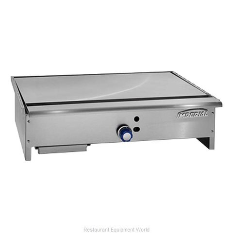 Imperial ITY-60 Teppanyaki Griddle, Gas