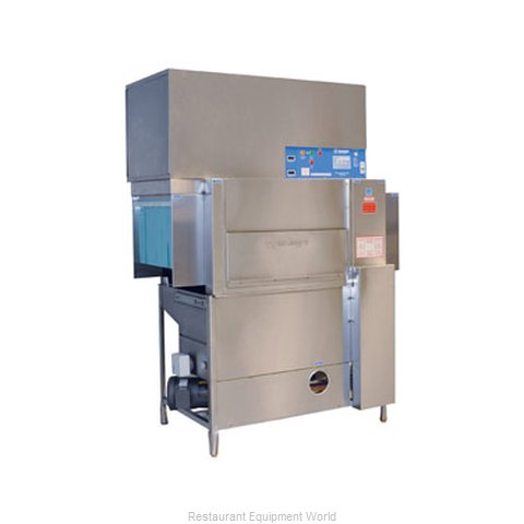 Insinger ADMIRAL 44-4 VRS Dishwasher, Conveyor Type, Ventless