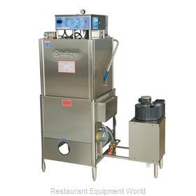 Insinger COMMANDER 18-6VG Dishwasher, Door Type