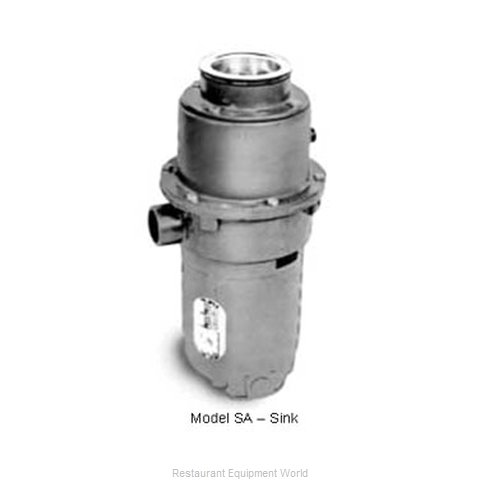 Insinger I-100L-3 Disposer (Magnified)