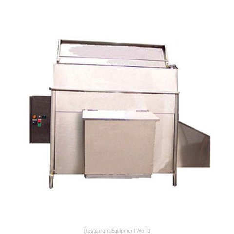 Insinger POWER SCRAPPER Food Waste Collector Scrapper (Magnified)
