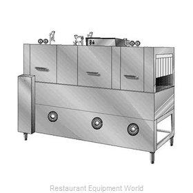 Insinger SUPER 106-2 RPW Dishwasher, Conveyor Type