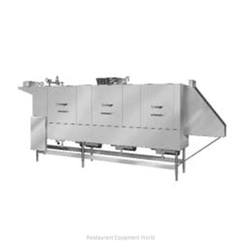 Insinger TRAC 878/TD321 Tray Washer (Magnified)