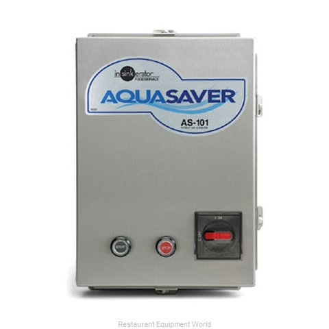 InSinkErator AS101K-2 Control center with Aqua Saver